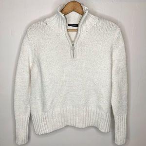 Zara Half Zip Sweater